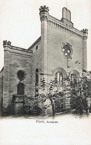 Synagoge 1910