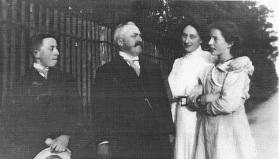 Ernst, Albert, Dora & Johanna Rosenfelder