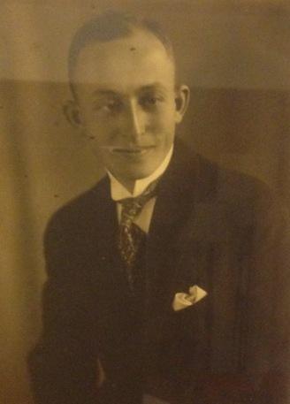 Ernst Rosenfelder 1912