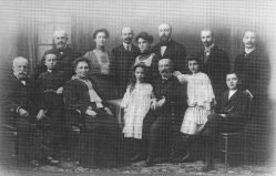 Familienfoto Rosenfelder