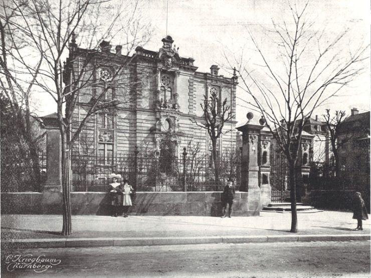 Freimaurerloge 1907