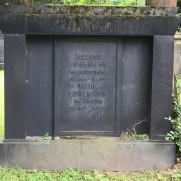 Grab von Theodor und Rosa Löwensohn