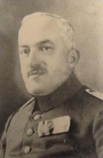Aufnahme Kommerzienrat Albert Rosenfelder 1915