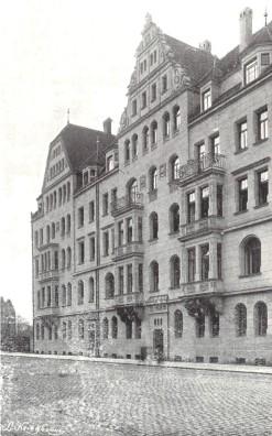 Nürnberger Straße 136 1907