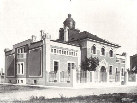 Offizierskasino 1907