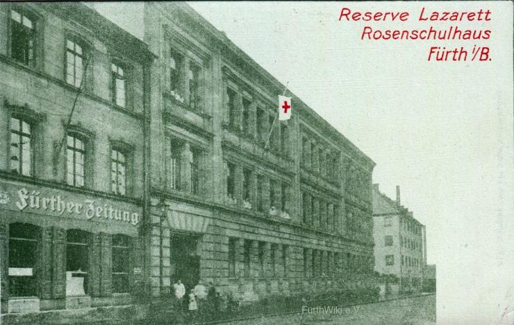 Rosenschule Reservelazarett