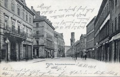 Schwabacher Straße 1909