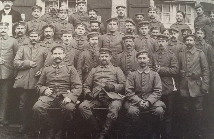 Soldaten Hainberg