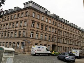 Fabrikgebäude in der Sommerstraße 16 - 20
