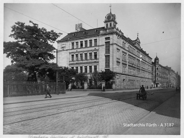 Stadtarchiv Fürth - A 3187