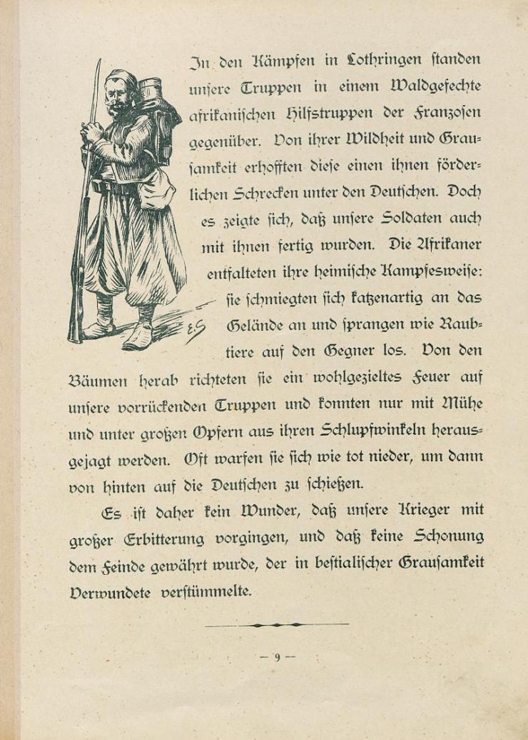 Unsere Feldgrauen. Deutsche und Österreicher. Soldatenbilder aus dem großen Krieg (10)