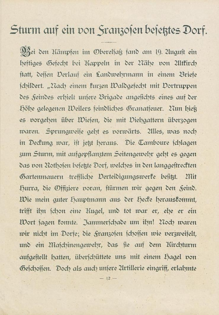 Unsere Feldgrauen. Deutsche und Österreicher. Soldatenbilder aus dem großen Krieg (12)