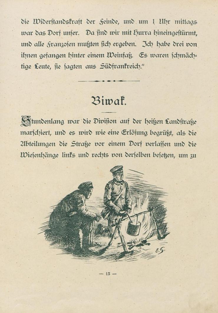 Unsere Feldgrauen. Deutsche und Österreicher. Soldatenbilder aus dem großen Krieg (13)
