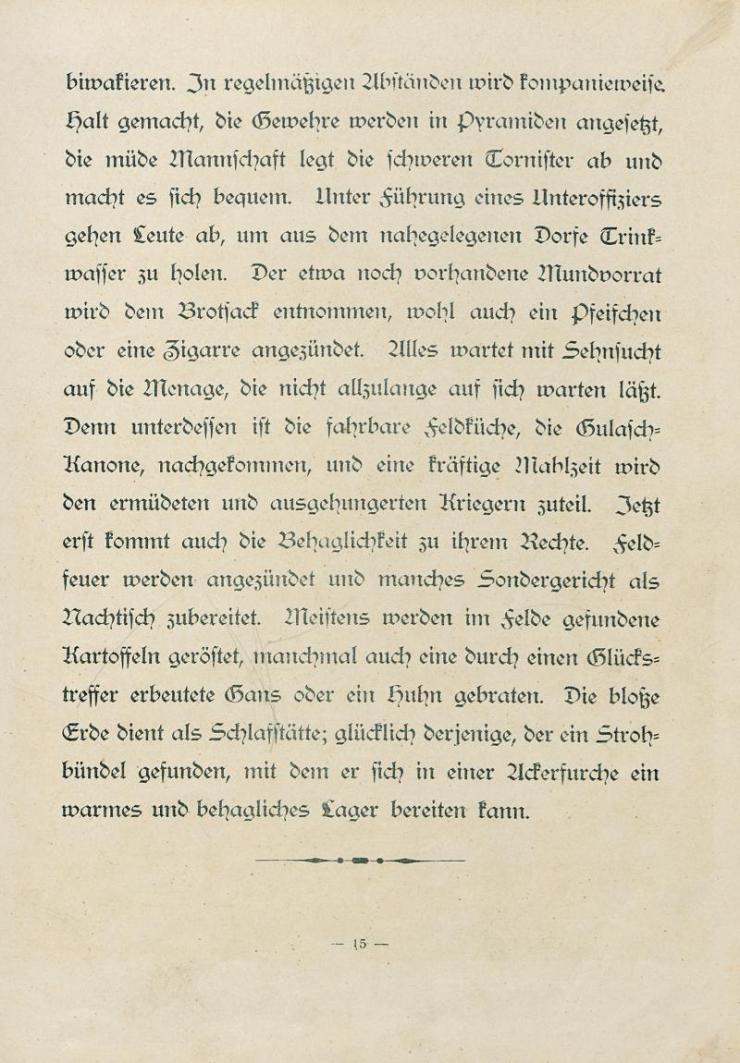 Unsere Feldgrauen. Deutsche und Österreicher. Soldatenbilder aus dem großen Krieg (15)