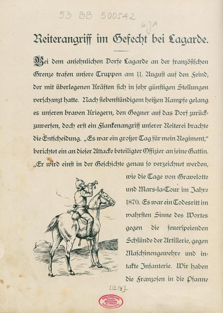 Unsere Feldgrauen. Deutsche und Österreicher. Soldatenbilder aus dem großen Krieg (3)