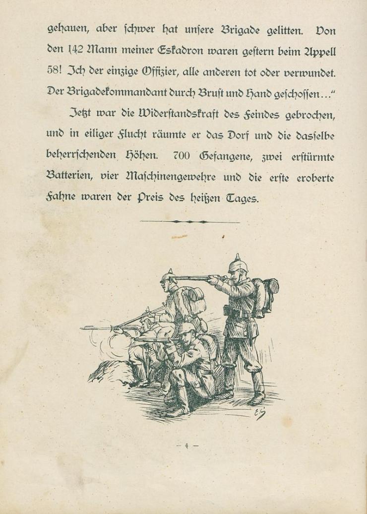 Unsere Feldgrauen. Deutsche und Österreicher. Soldatenbilder aus dem großen Krieg (5)