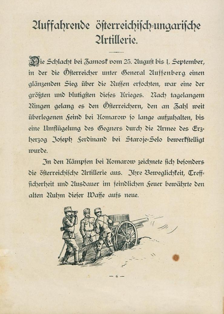 Unsere Feldgrauen. Deutsche und Österreicher. Soldatenbilder aus dem großen Krieg (7)