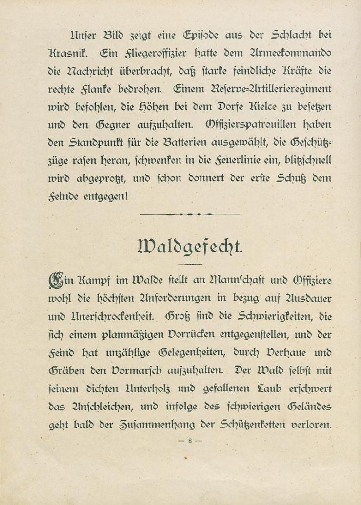 Unsere Feldgrauen. Deutsche und Österreicher. Soldatenbilder aus dem großen Krieg (9)