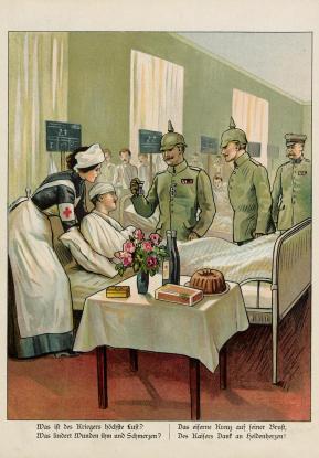 Unsere Feldgrauen - Deutsche und Österreicher. Soldatenbilder aus dem großen Krieg (16)