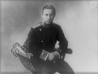 Benno Berneis während seiner Militärdienstzeit