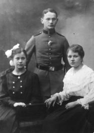 Manfred Bendit (1897 - 1917)