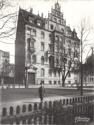 Hornschuchpromenade 13 1907
